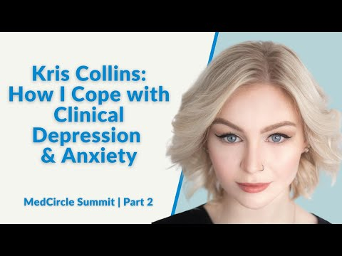 Dealing with Depression & Anxiety: How Kris Collins Coped & Cultivated Self Love | MedCircle