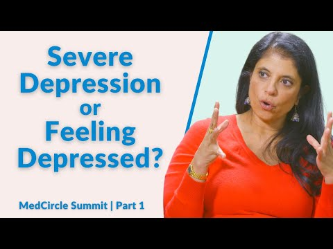 How to Spot Severe Depression vs Feeling Depressed