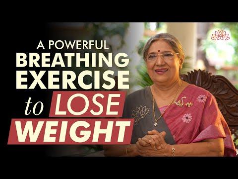 Effective breathing Exercises for Weight Loss | Dr. Hansaji Yogendra
